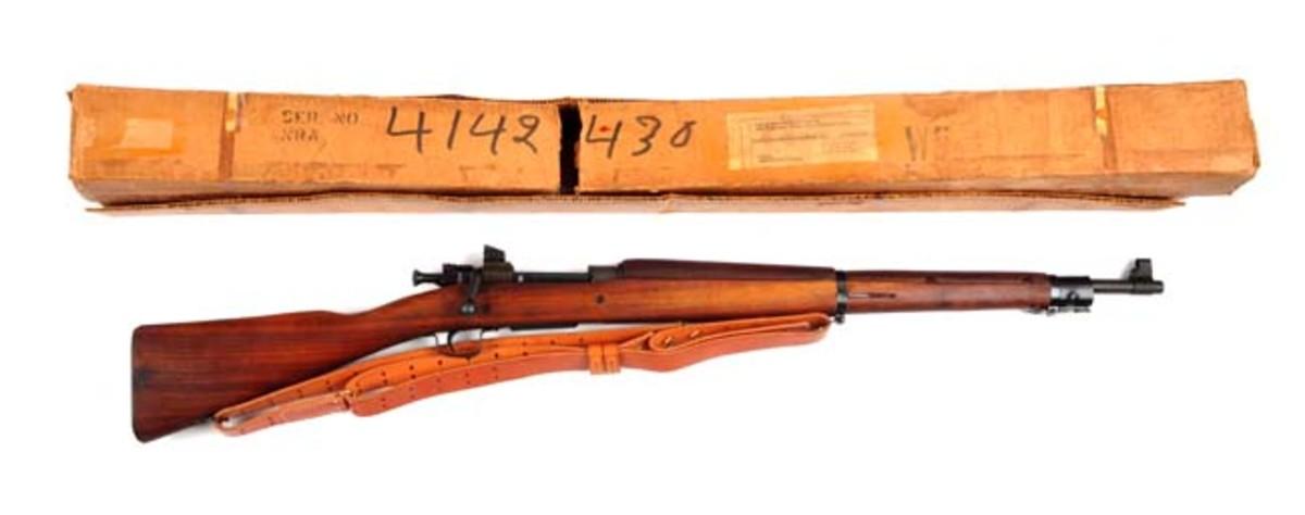 Remington Model 1903-A3 Boxed US Rifle
