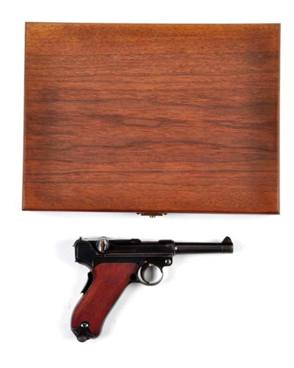 Model 1902 Am. Eagle Luger