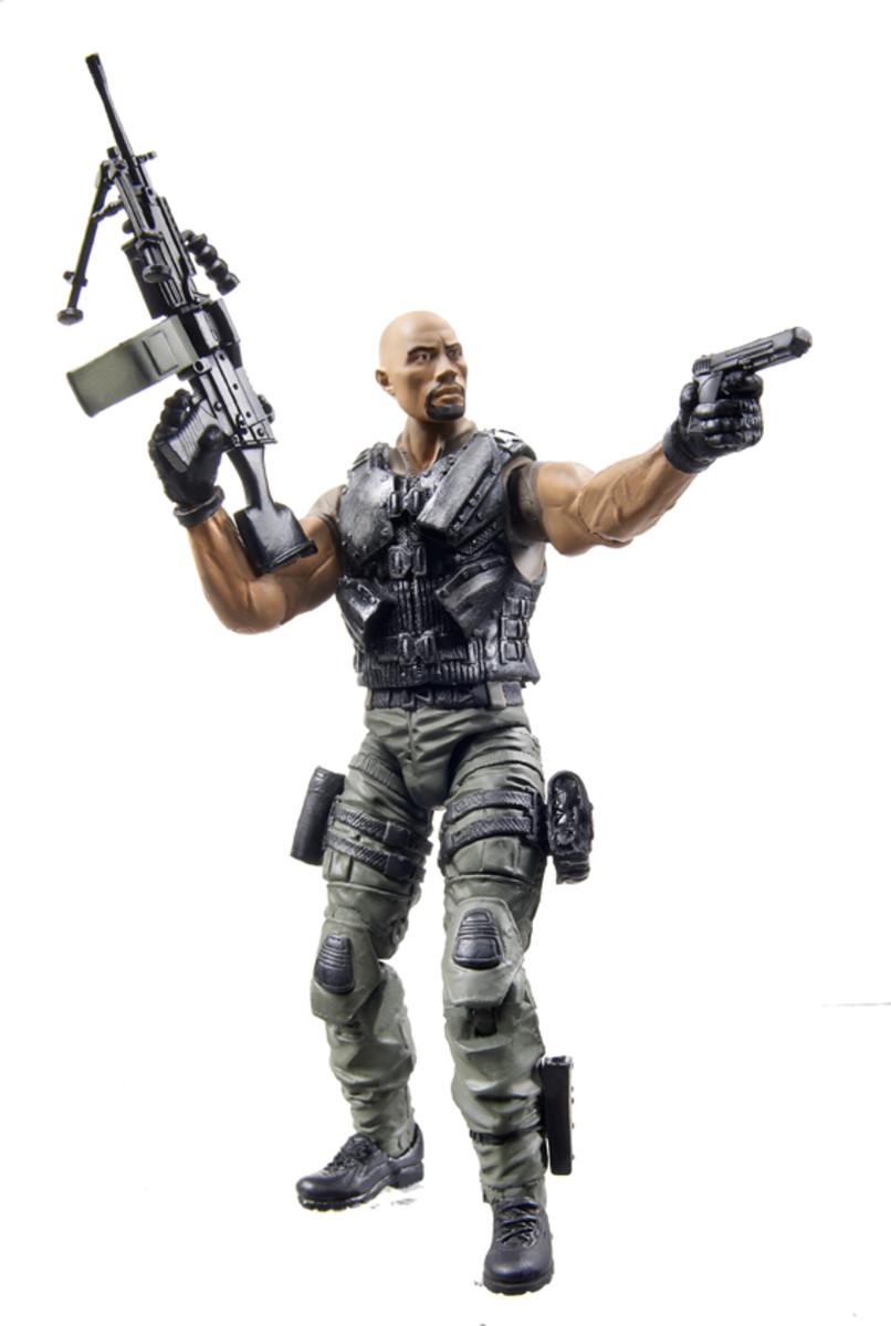 G.I. Joe in 2013.