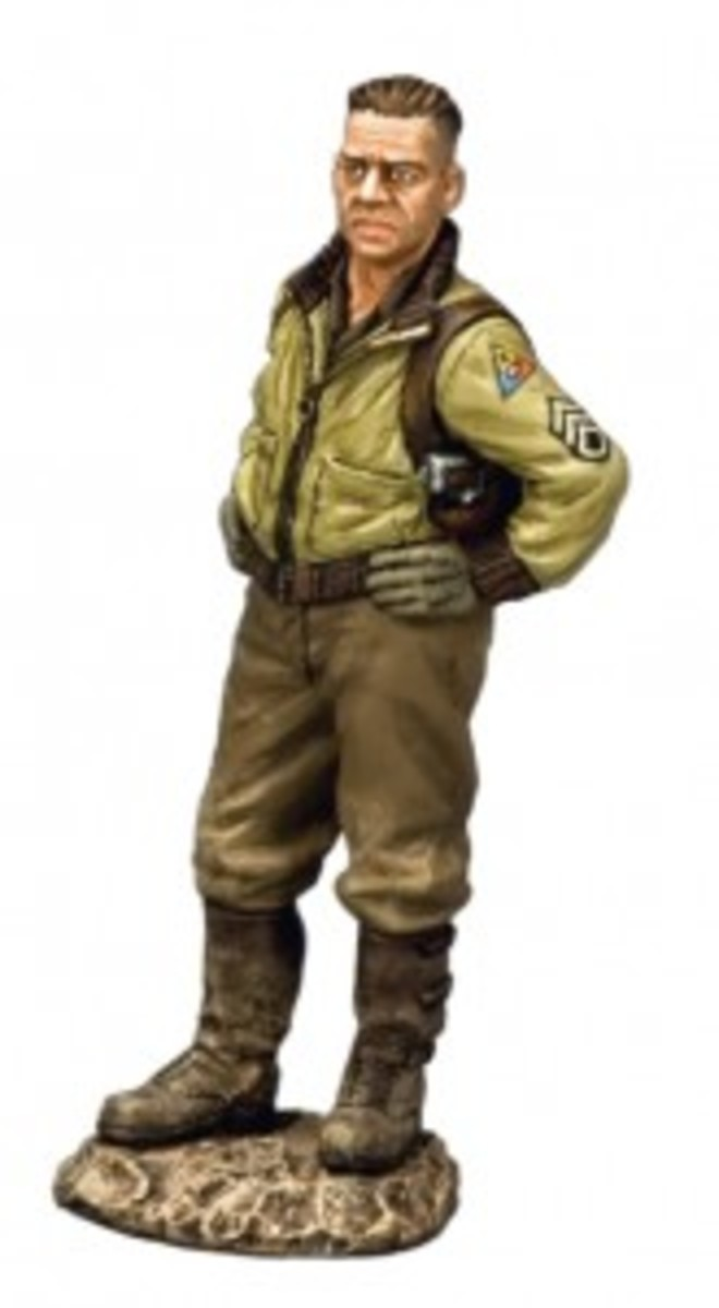 "K&C produced their ""War Daddy"" Tank Commander."