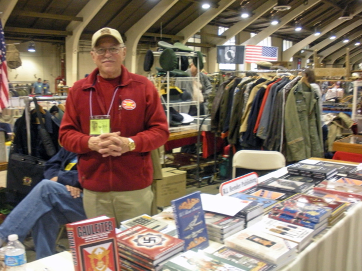 "It was a big treat to meet my personal ""publishing hero,"" Roger Bender. You can't really be on top of the collecting game if you don't have Roger's books in your library. Being a bit star-struck, I babbled something like, ""When I grow up, I want to be Roger Bender!"" He was nice enough to smile and say, ""Thank you."" See the entire list of books available at www.bender-publishing.com"