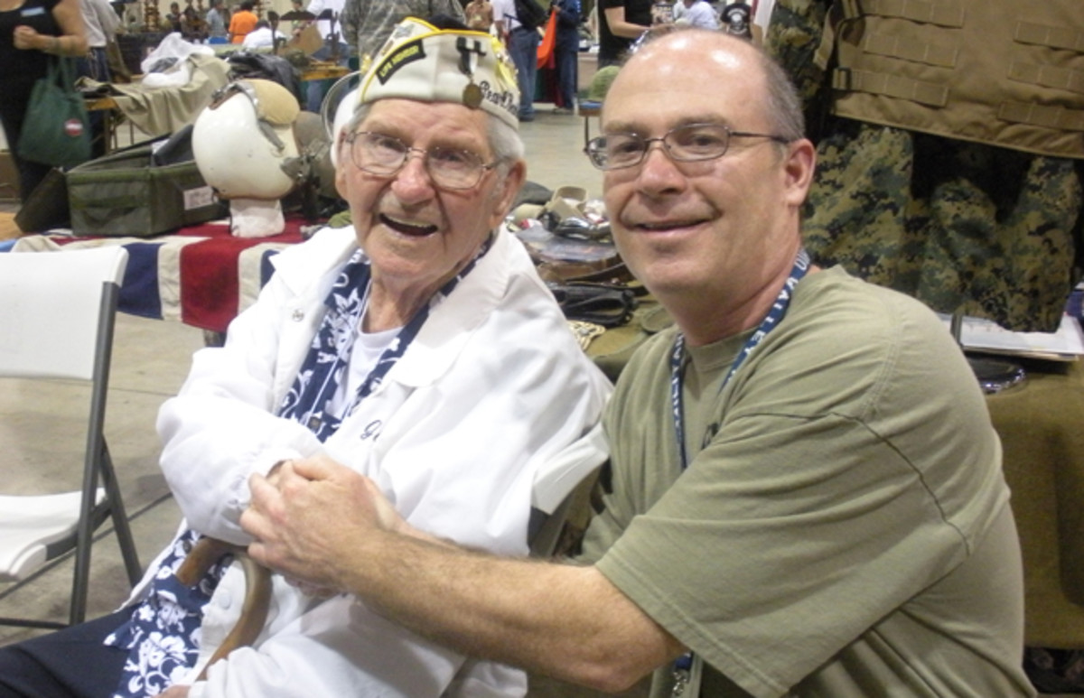 Our advertising man on point, Nick Ockwig, had the opportunity to sit and chat with James Lee, a Pearl Harbor survivor. He was operating Army radar at Schofield Barracks when the attack occurred.