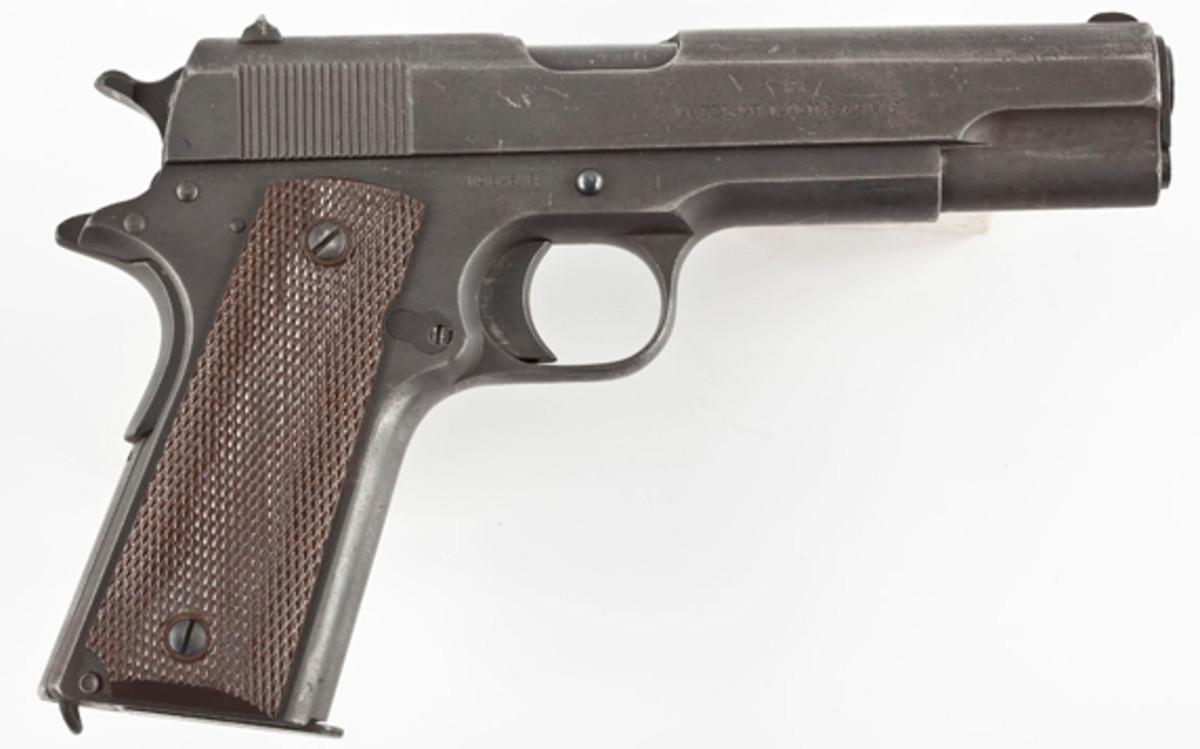 Colt Model 1911 Pistol - .45 ACP ($1,100)
