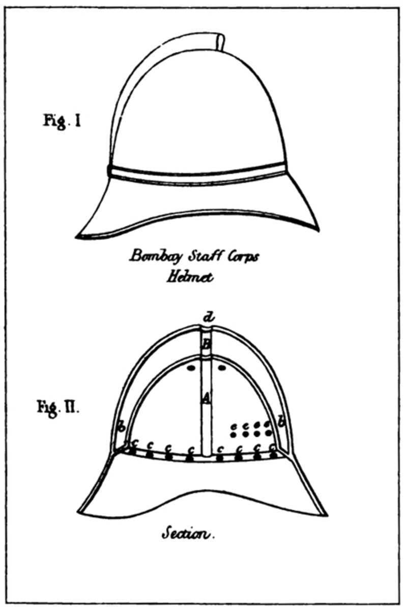 The Ellwood patent highlights how air could flow between the two layers of felt. The effectiveness of the design, however, is debatable.