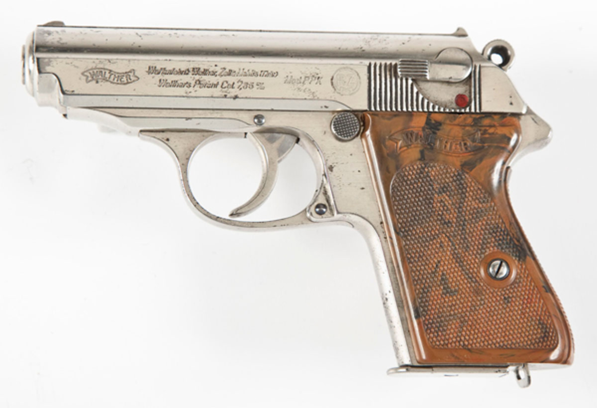 WWII Era RZM Marked Walther PPK - .32 Caliber ($1,600)