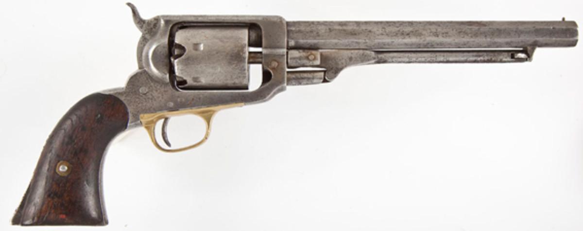 Civil War Era E. Whitney Percussion Revolver ($900)