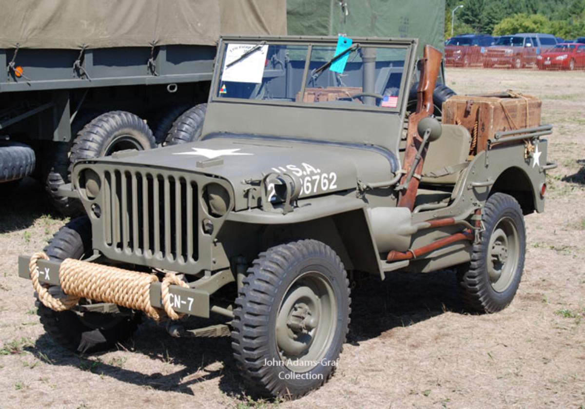 Gil Snyder's 1945 MB.