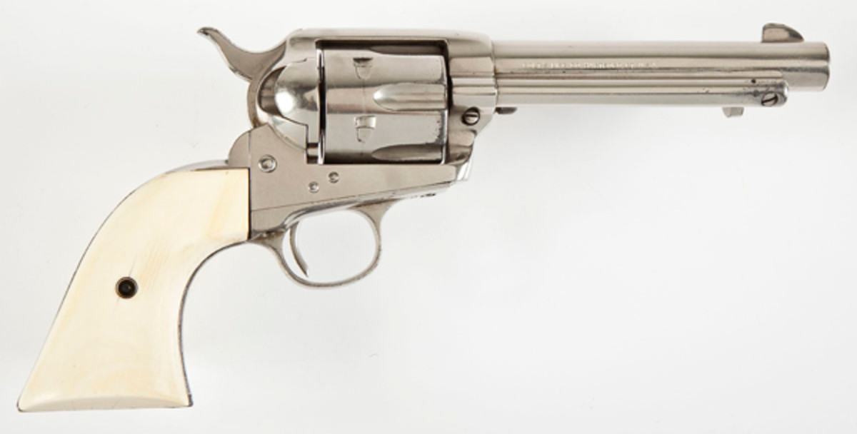 Colt Model 1873 Army Revolver - .38 Special ($1,000)