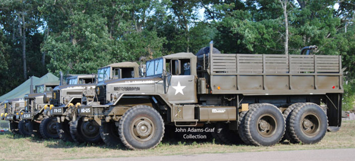 Some more vehicles from Iola, Wisconsin, 2012 MV Show.