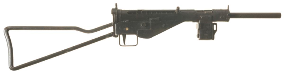 LOT546- Registered DEWAT German MP3008 Sub Machine Gun