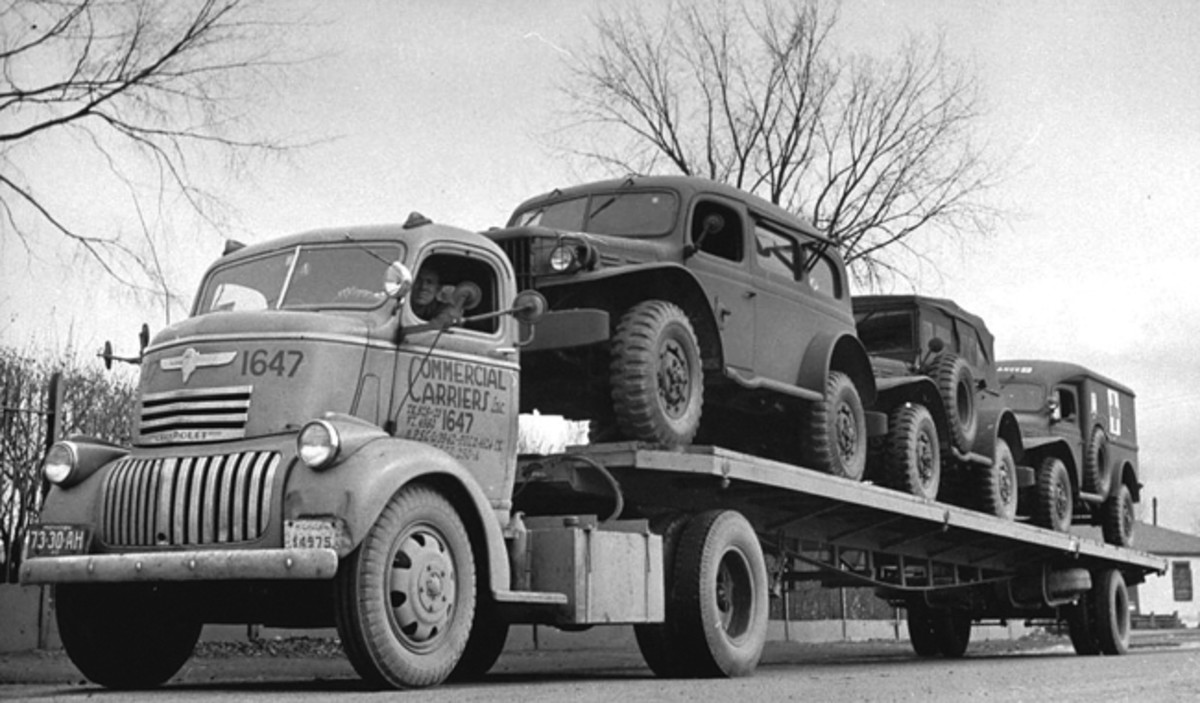 Just about any barn find is trailerable, and many barn finds are towable, while a few can actually be driven home after fairly simple preparation. However, sometimes what is towable or trailerable (and maybe should be) is transformed in the field into drivable.