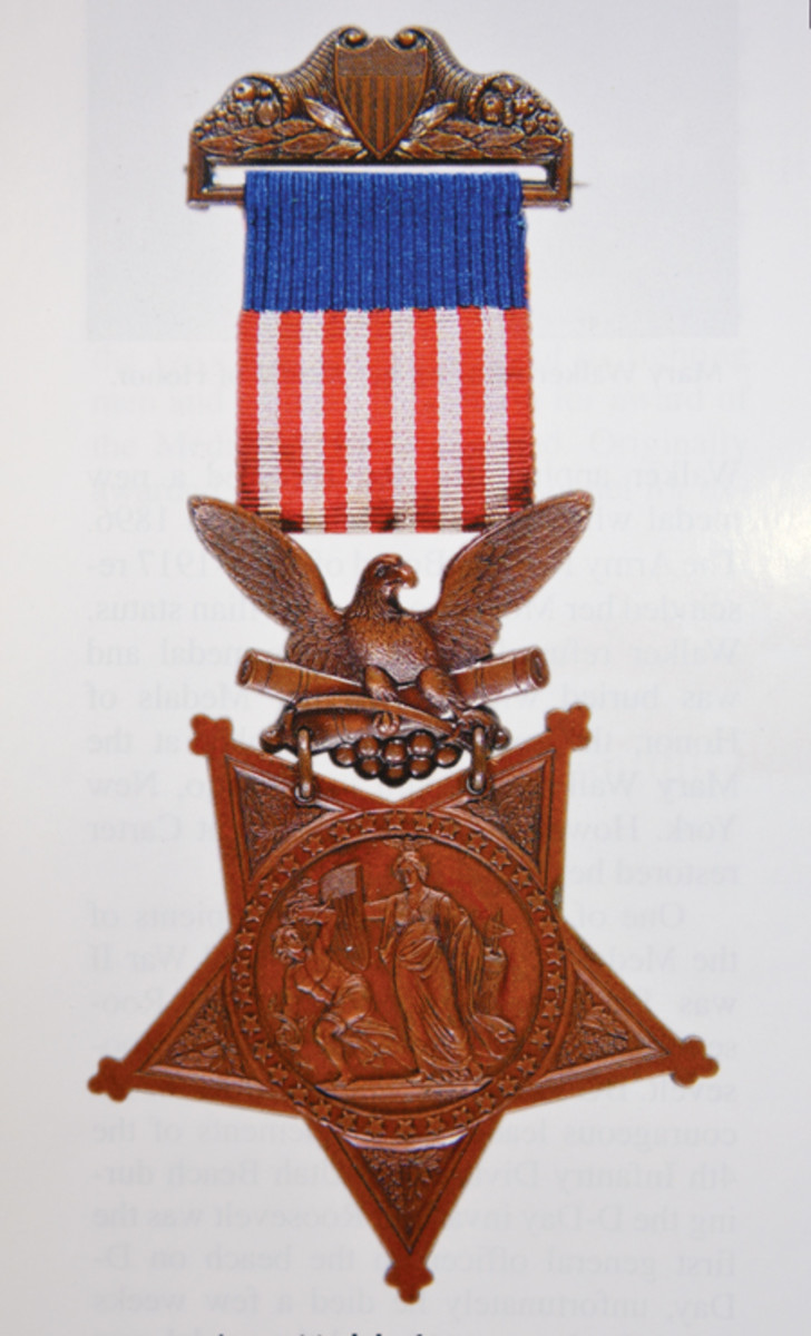 The only federally sponsored and issued medal of the Civil War period was the Congressional Medal of Honor.