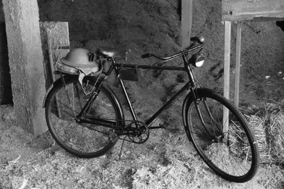 Perhaps not as glamorous to some collectors as a Jeep, 6x6 truck, or armored tanks, the ubiquitous two-wheeled bicycle soldiered many miles at home and at the front, making it a true military vehicle by any measure.