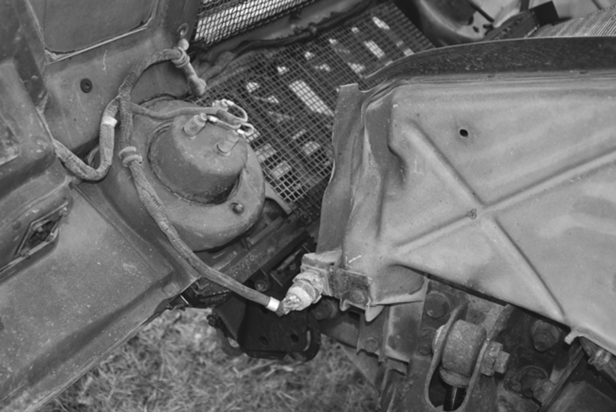 Many vehicle components age and become unsafe or unreliable regardless of mileage or engine hours. A common example is wiring — especially the rubber-coated wiring of most vintage M-series vehicles.