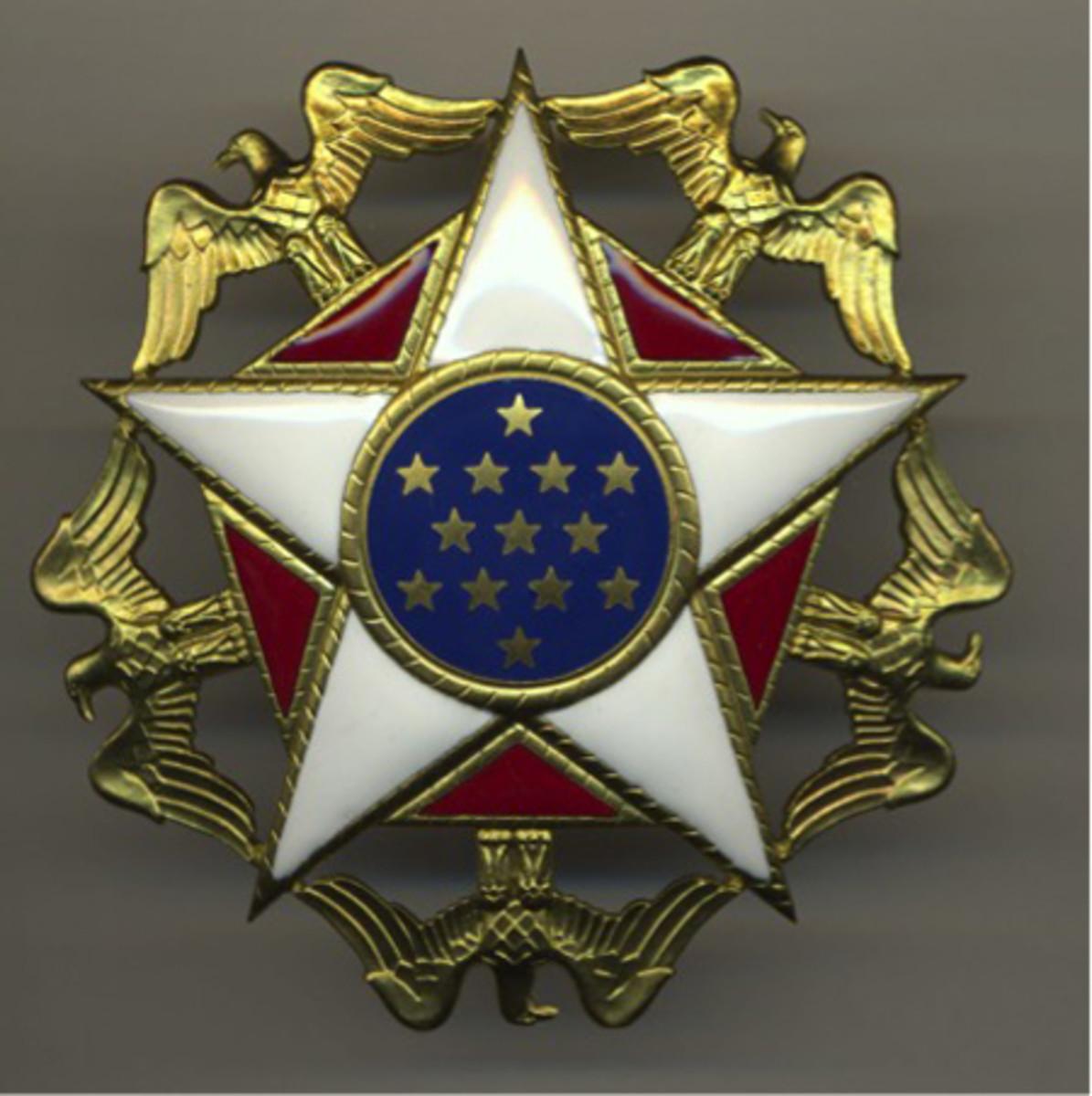 USA - Joe Dimaggio's 1977 Presidential Medal of Freedom