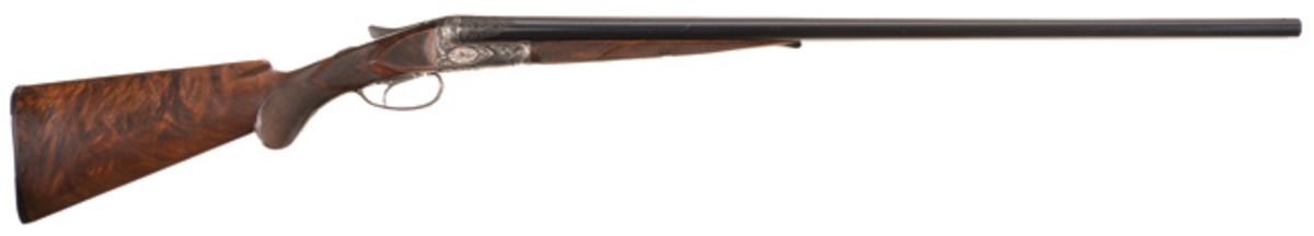 A.H. Fox XE Grade side-by-side 20 gauge
