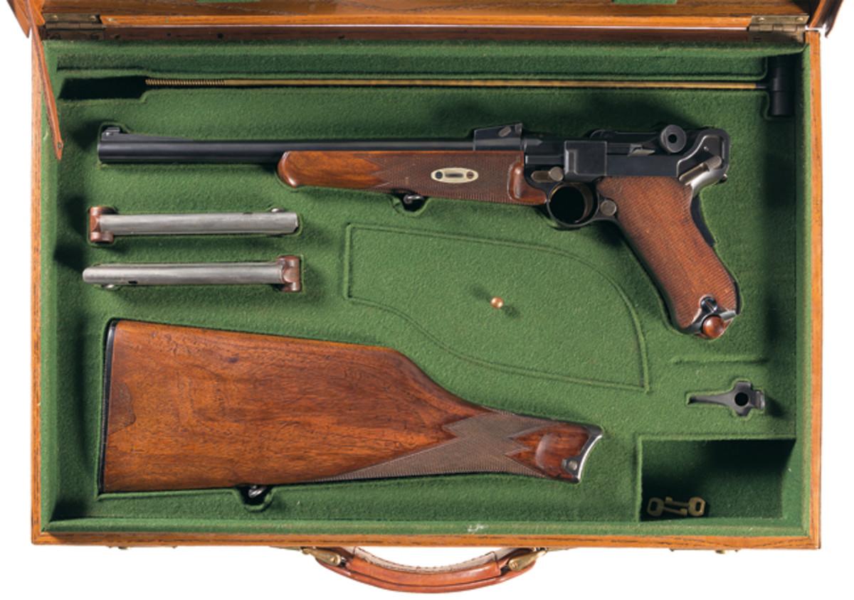 DWM Model 1902 Luger Carbine
