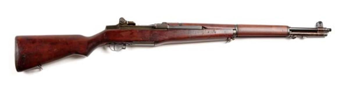 Winchester US M1 Garand Semi-Automatic Rifle
