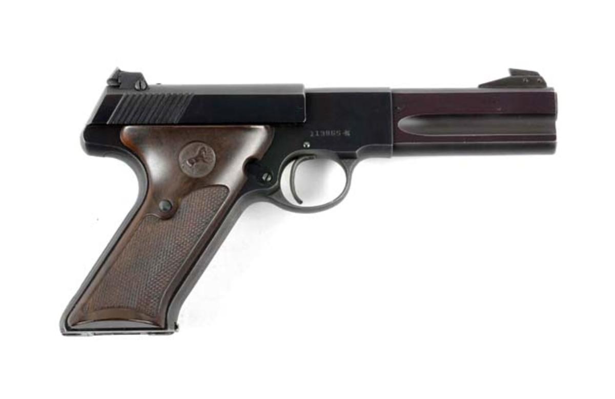 Colt Match Target Semi-Automatic Pistol