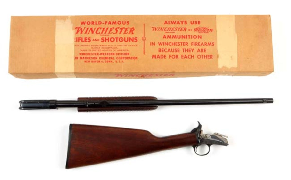 Boxed Winchester Model 62-A Gallery Pump Rifle