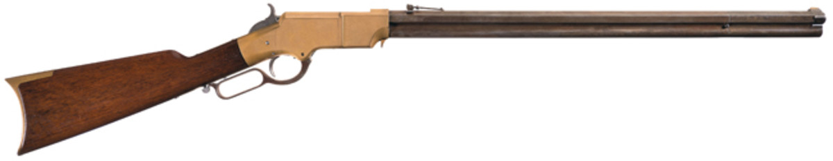 Desirable New Haven Arms Company Henry Lever Action Rifle