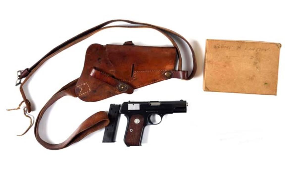 Rare Boxed Colt U.S. Model 1903 Pistol