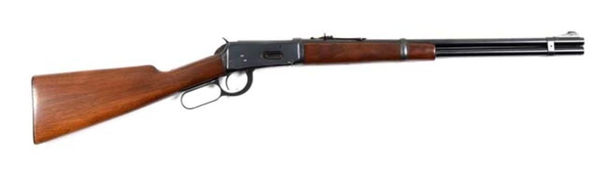 Winchester 1894 Flat Band Carbine