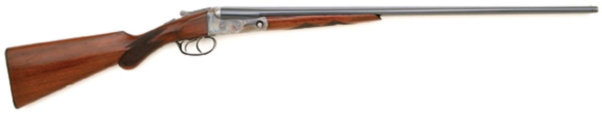 Extremely Rare Parker VH Boxlock Double Shotgun. SOLD: $26,450.