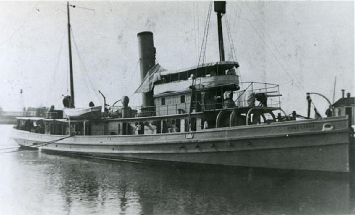 USS Conerstoga