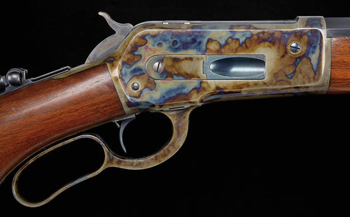 "Semi-Deluxe Special Order Winchester Model 1886 ""Big 50 Exp"""