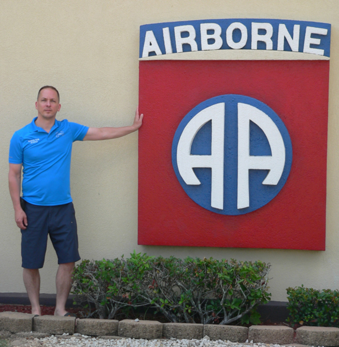 "Having served in the 82nd Airborne for four years, Mark is proud to call WorldWarSupply.com a ""veteran-owned"" business."