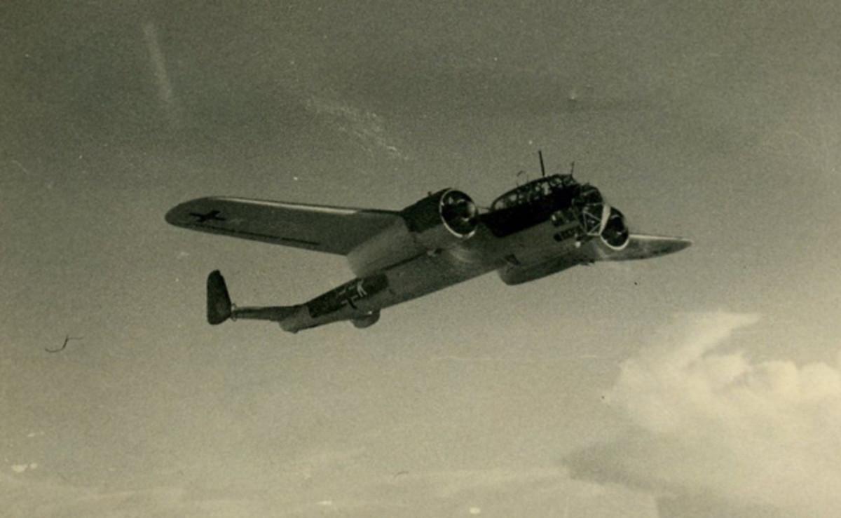 Dornier 17 file photo