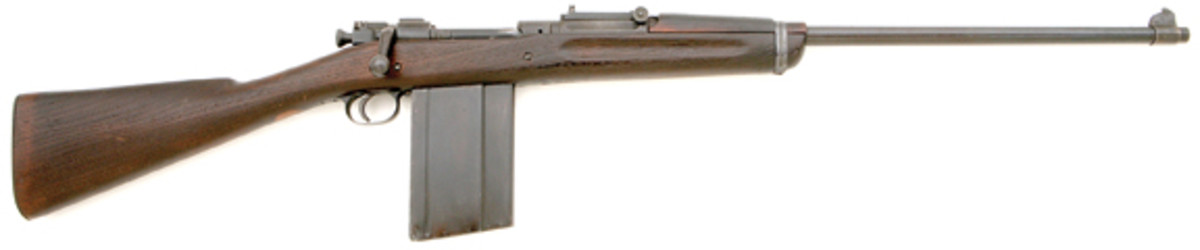 Very Rare Springfield U.S. Model 1903 Air Service Rifle. SOLD: $33,350.