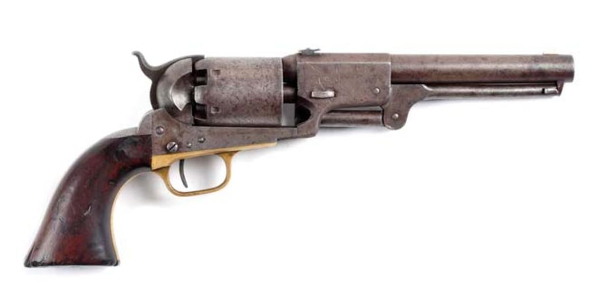 U.S. Colt 3rd Model Dragoon Revolver