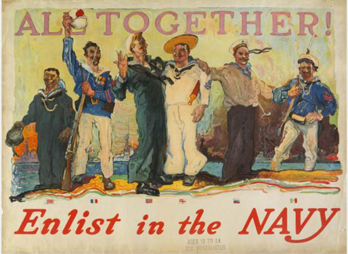 Enlist in Navy