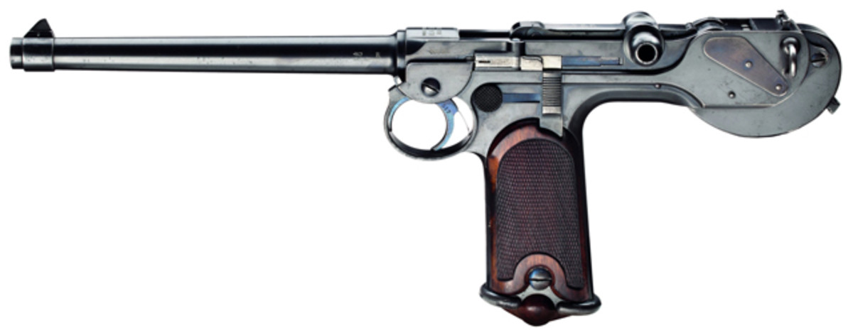 Borchardt C 93, Loewe Germany 1895. SP: 20000 Euros