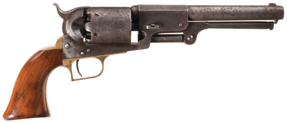 U.S. Colt First Model Dragoon Percussion Revolver