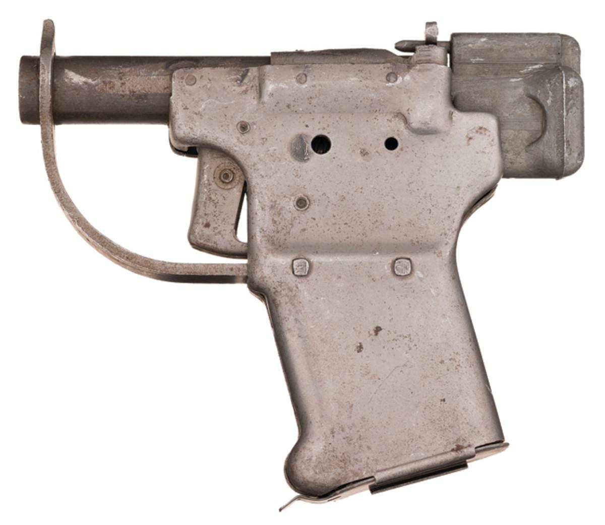U.S. General Motors FP-45 Liberator Single Shot Pistol