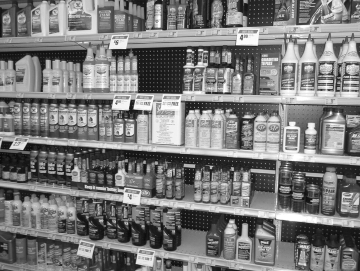 "There are shelves of ""miracle"" gas additives out there. Be cautious as most are largely alcohol and can make your vapor locking issues worse."