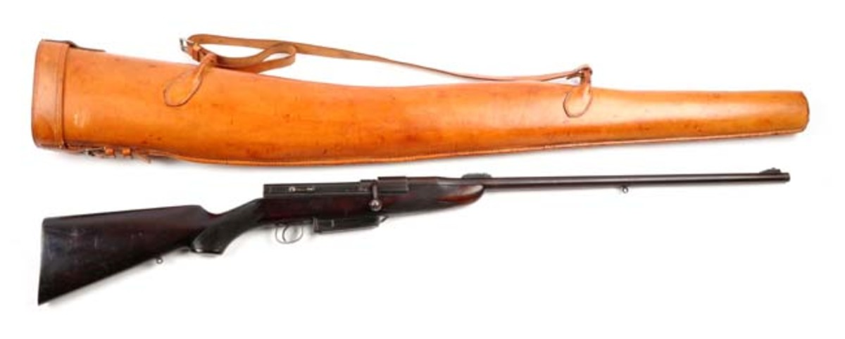 Cogswell & Harrison London .400 Express Rifle