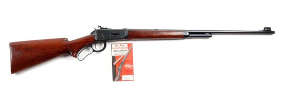 Winchester Model 64 Lever Action Rifle