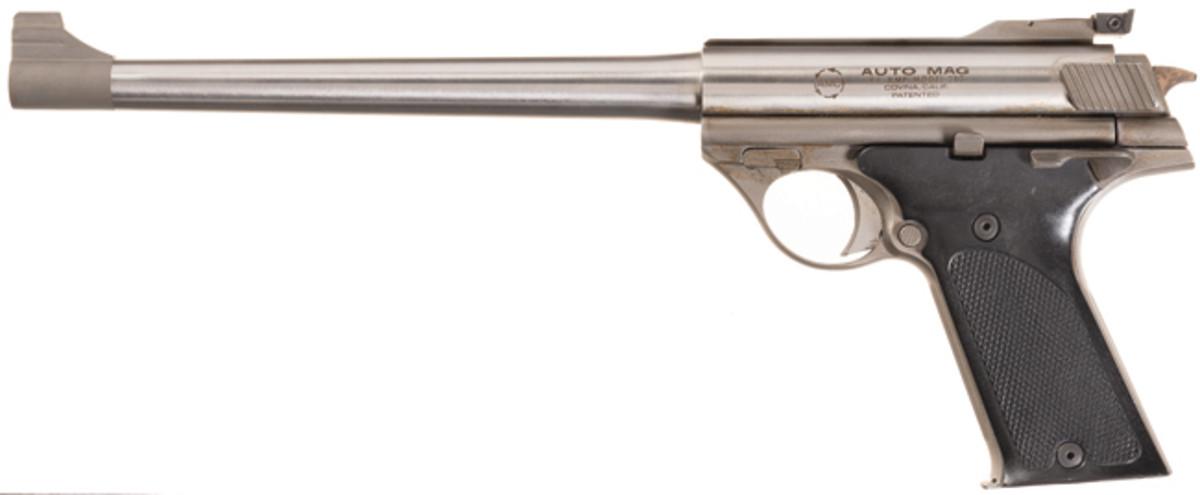 AMC Auto Mag Semi-Automatic Pistol SOLD $8,050
