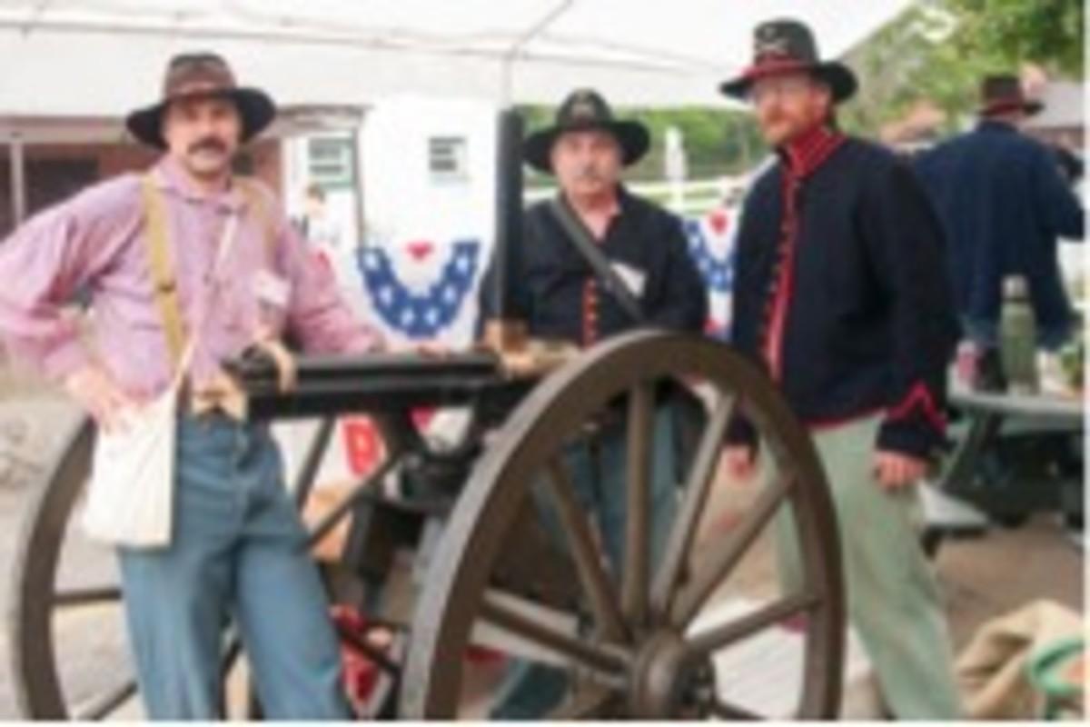 Civil War Show Guys