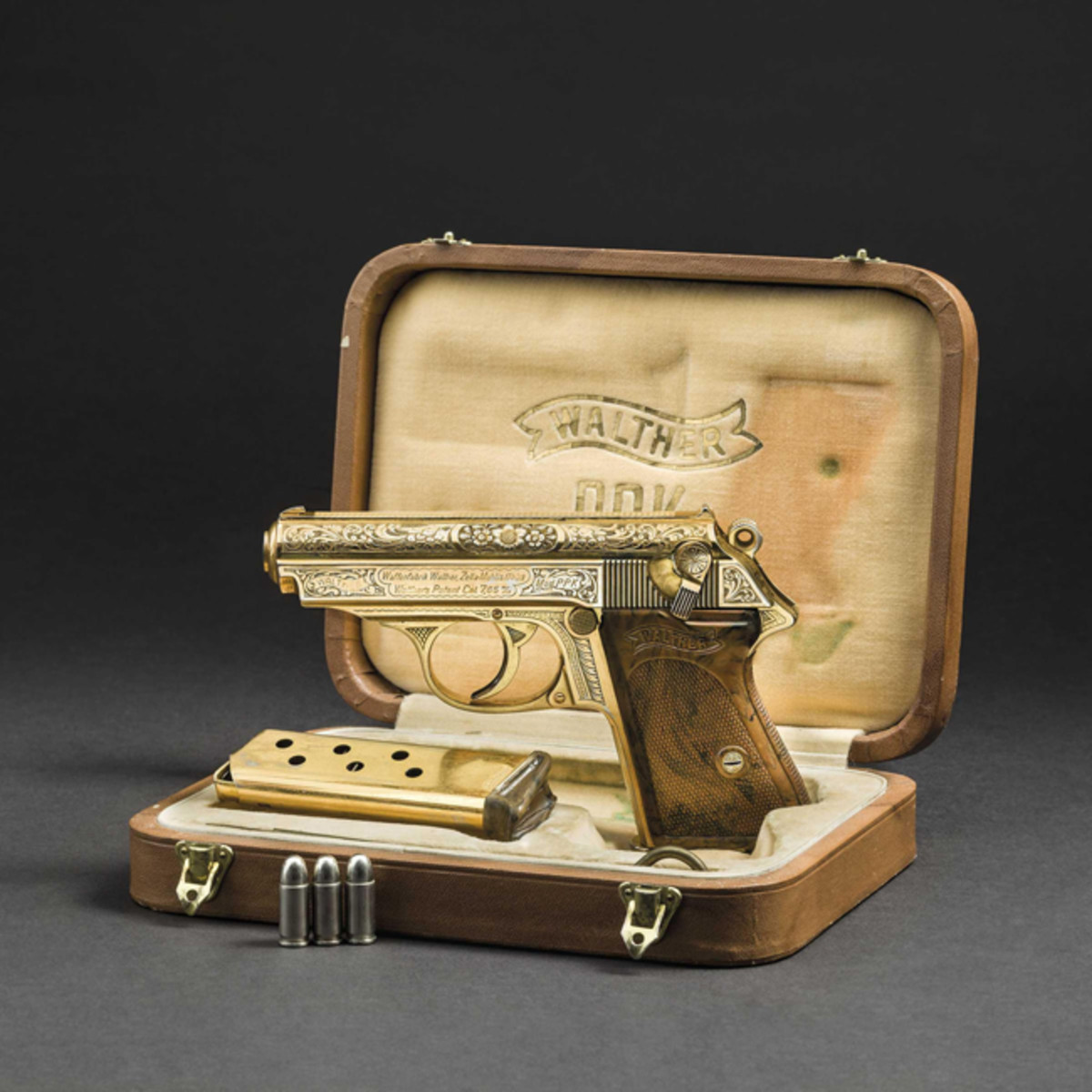 Special Auction: Carl Walther – A Century in Legendary Firearms.