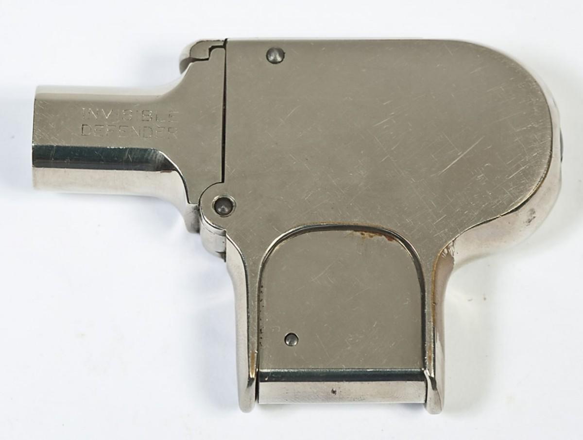 Invisible Defender pistol ($800)