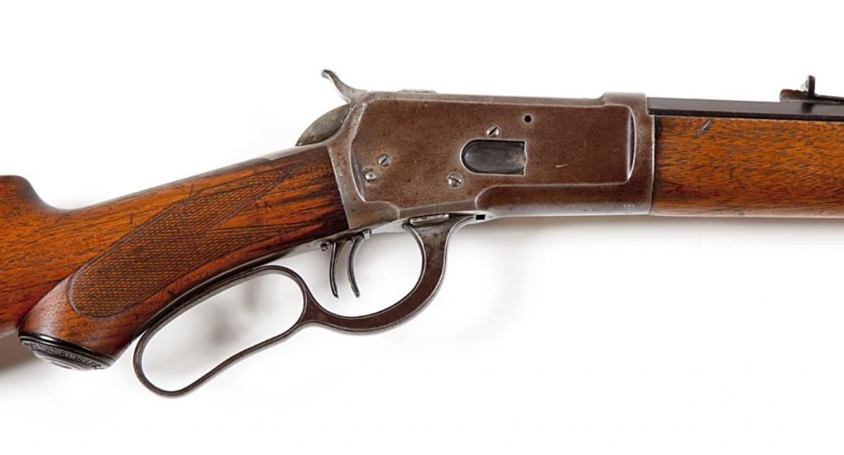 Winchester Model 1892 rifle ($6,750)