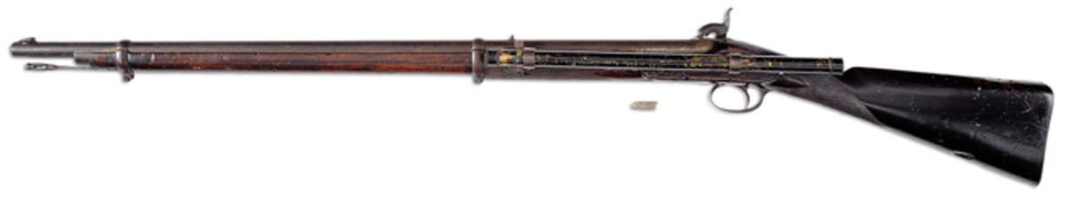 Confederate Scopes 2nd Quality Whitworth Sharpshooter's Rifle
