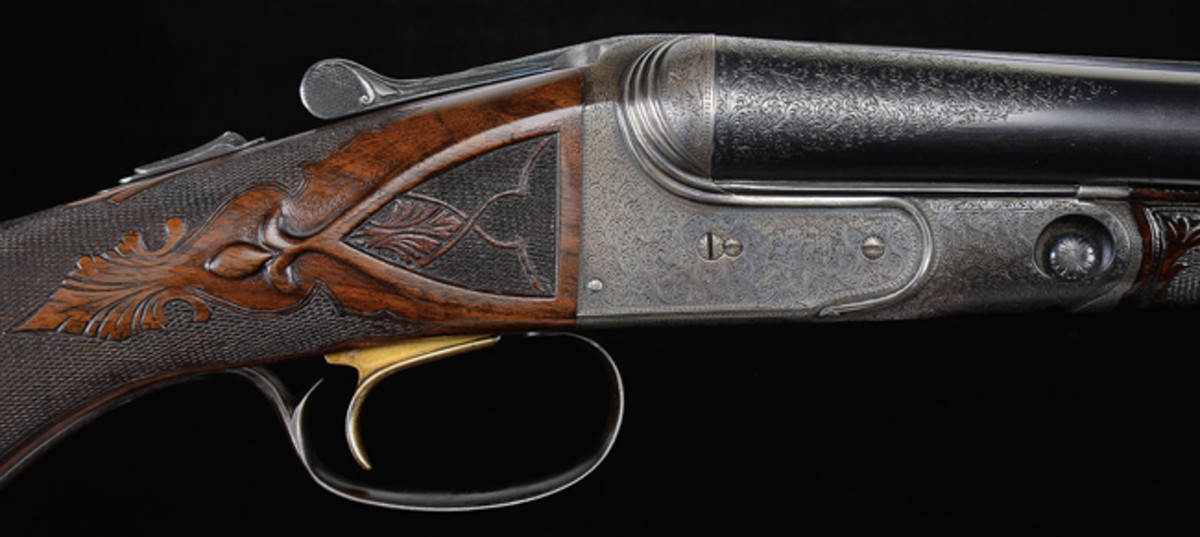 "Parker Brothers Grand Old Parker ""A-1 Special"" 12 Gauge Shotgun, Described and Illustrated in ""The Parker Story"""