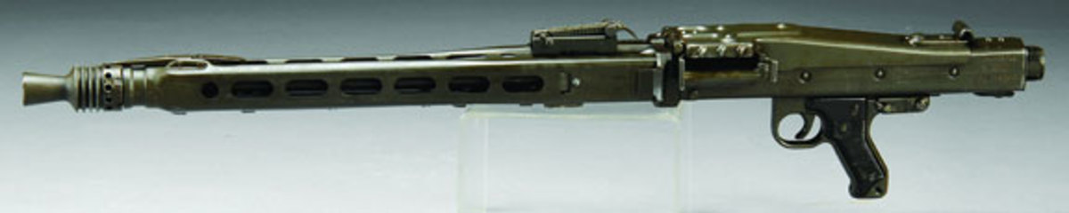 MG 42/59 7.62 mm machine gun by Rheinmetal in caliber .308 Nato. SOLD $63,250