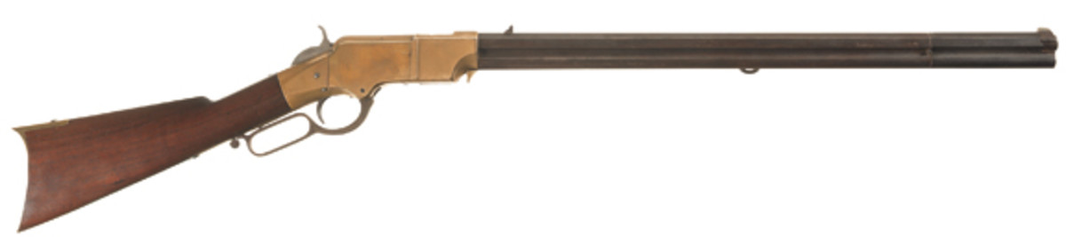 Lot #1- New Haven Arms Co. Henry Lever Action Rifle